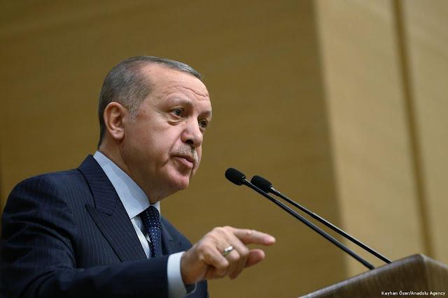 """Erdogan ke """"Bibi"""":  Kamu Teroris!"""