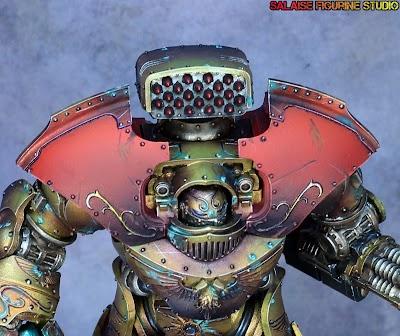 [Custodes] Telemon, Heavy dreadnought Custodes.