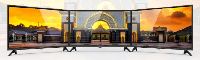 Harga dan Spesifikasi TV LED Coocaa 32D3T 32 inch Digital TV