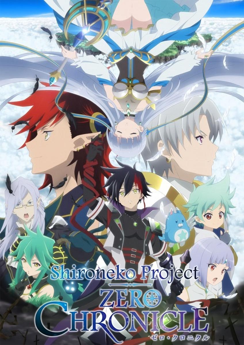 Shironeko Project Zero Chronicle Batch Subtitle Indonesia [x265]