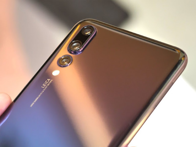 Huawei P20 and Huawei P20 Pro 6.1 inch AMOLED touchscreen Triple Primary Camera