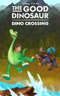 Free Download Good Dinosaur : Dino Crossing apk