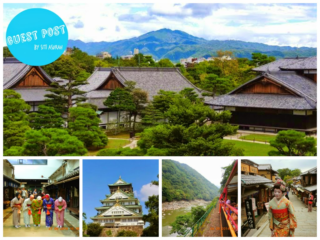 A Week Leisure Trip To Kyoto And Osaka Thetravelling3o Com