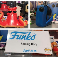Toy Fair Finding Dory Funko Pop!