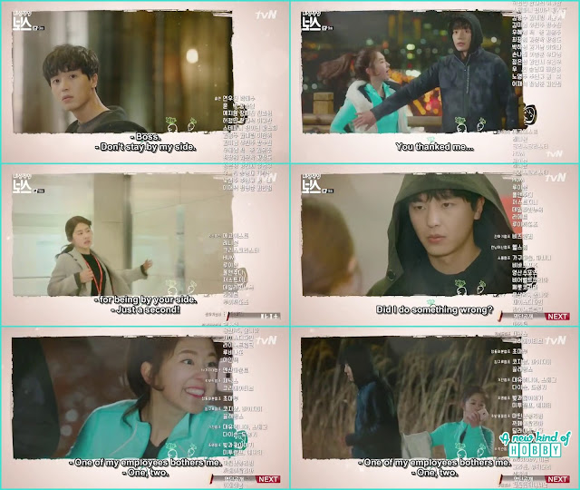 the annoying female employee ra won leaves the job - My Shy Boss: Episode 10 Preview