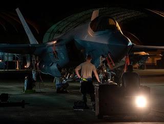 F-35A milik Amerika Serikat