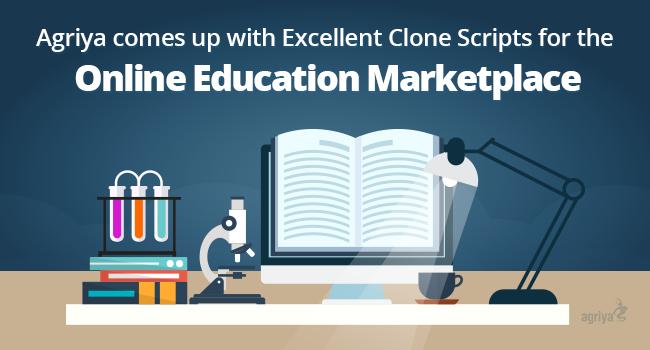 online education marketplace scripts