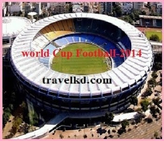 Travel news of World Cup Football-2014