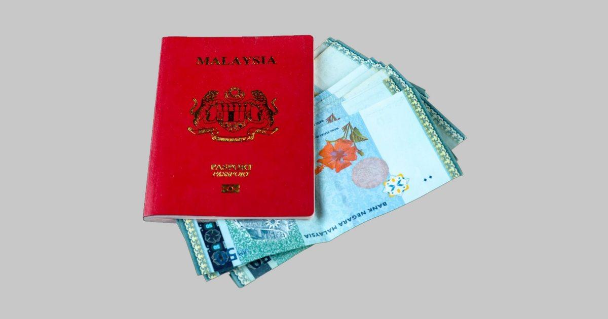 Cara buat pasport Malaysia antarabangsa
