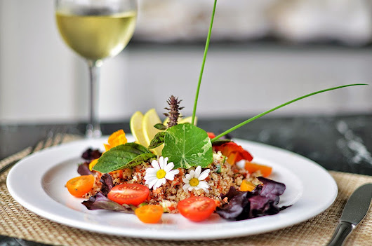 Summer Quinoa Salad Recipe - Cuts: Recipes for Every Day