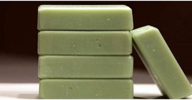 οφέλη του πράσινου σαπουνιού
