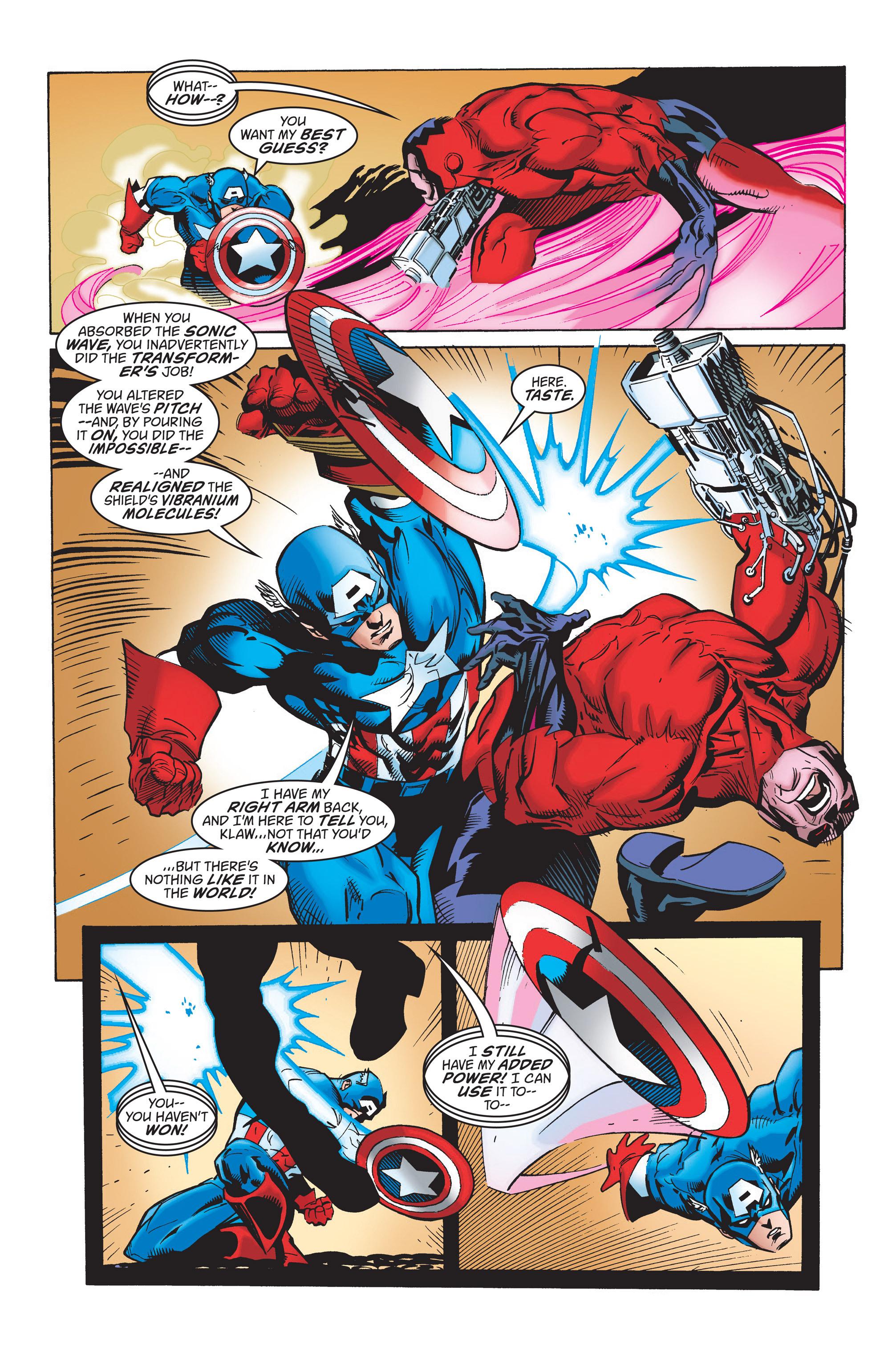 Captain America (1998) Issue #22 #28 - English 18