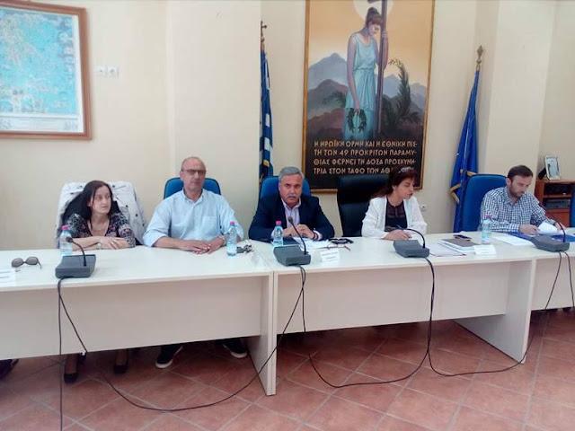 Ευρεία σύσκεψη για τον συντονισμό και τον προγραμματισμό των εορτών Σουλίου