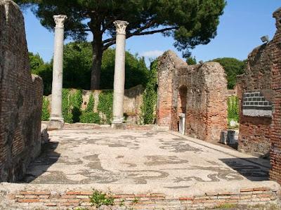 Ostia Antica, abitare nell'antica città portuale - Visita guidata