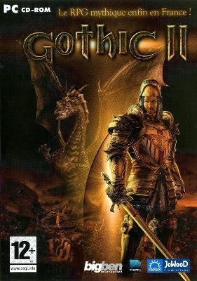 Gothic II - PC Game (Rip Completo)