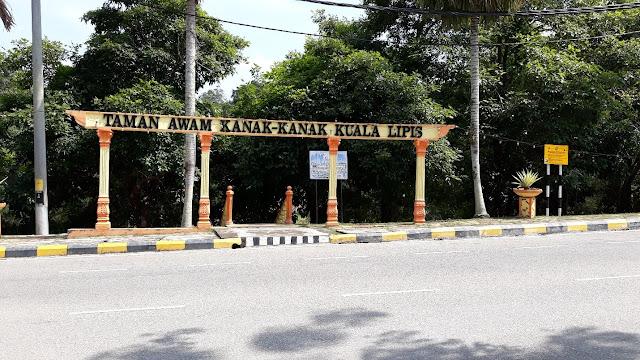 Taman Awam Kanak-Kanak Kuala Lipis