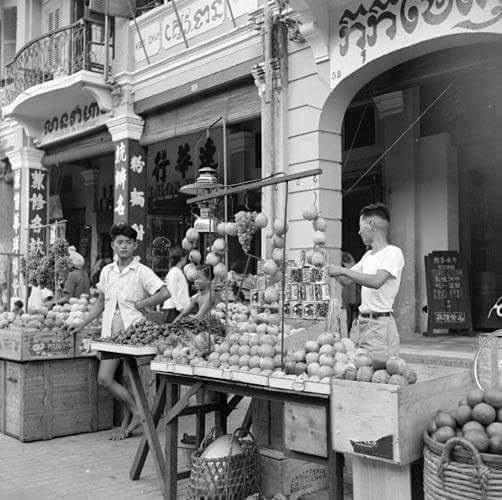 Archives du Jour : Petits marchés dans les années 60