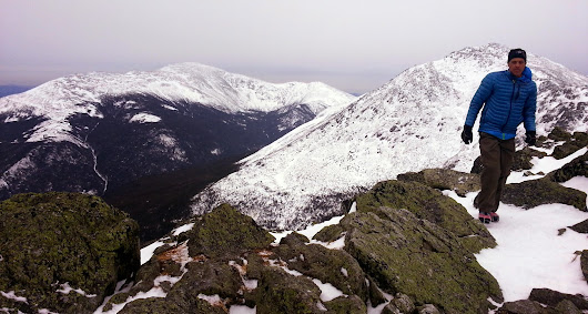 One Day Winter Presidential Traverse
