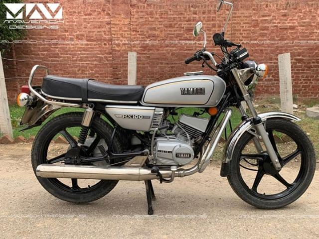 yamaha rx100 restored
