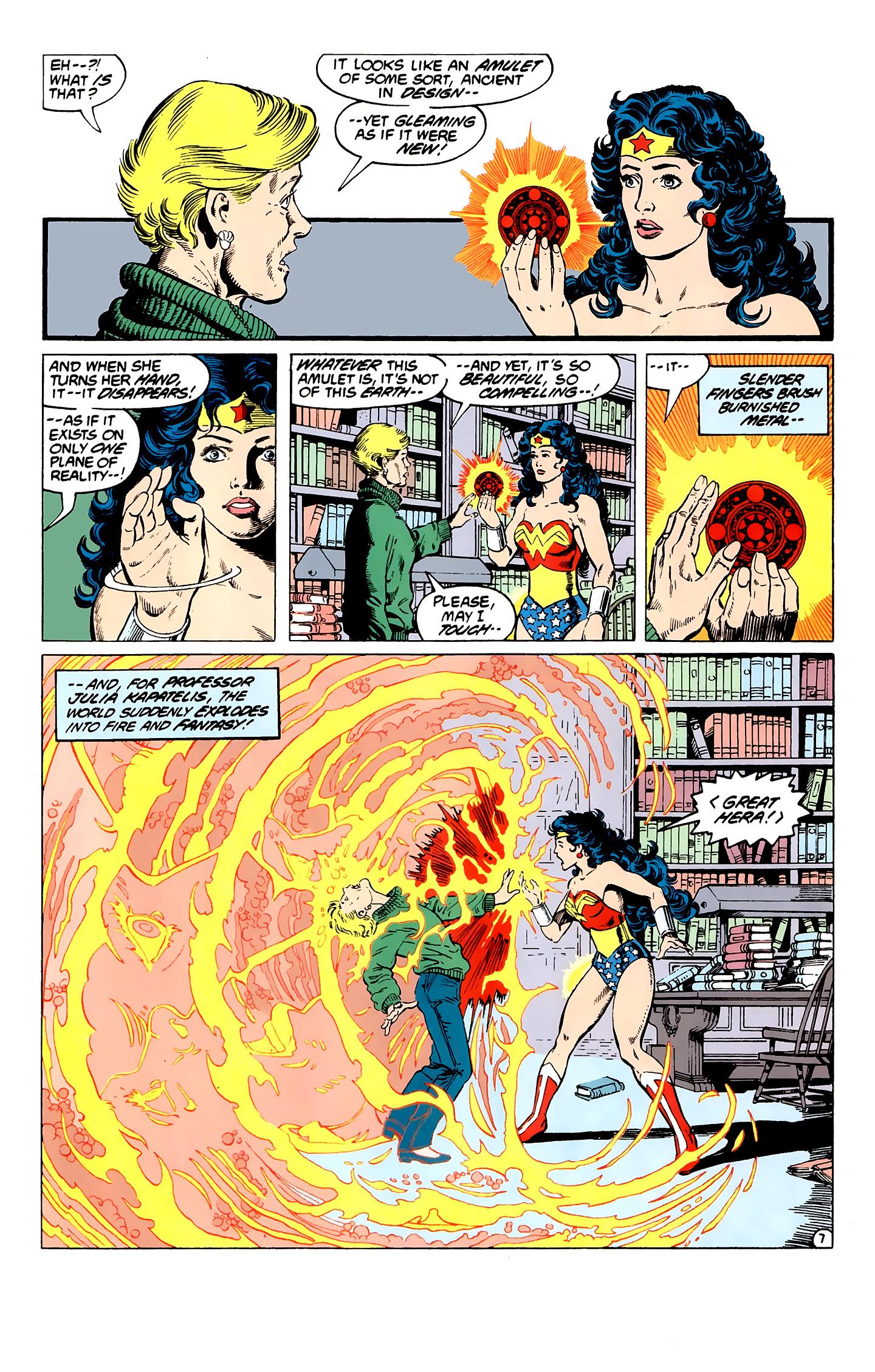 Read online Wonder Woman (1987) comic -  Issue #3 - 8