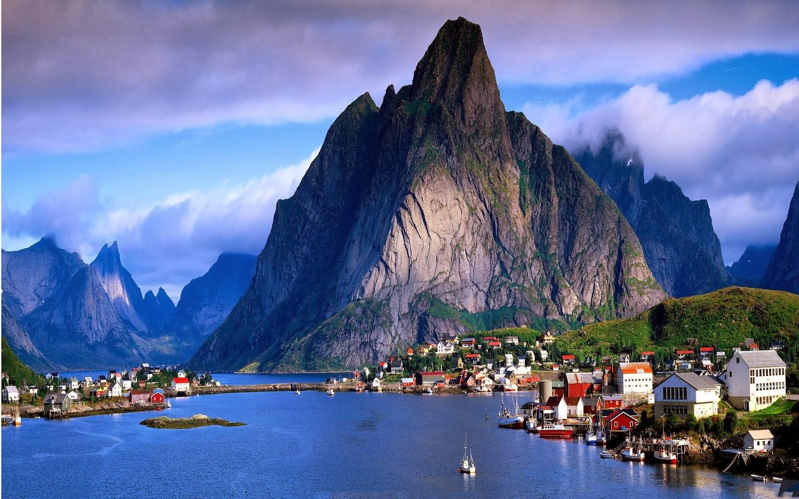 Resultado de imagem para paises nordicos