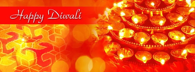 Happy Diwali Photos Pics for Facebook Cover and Timeline