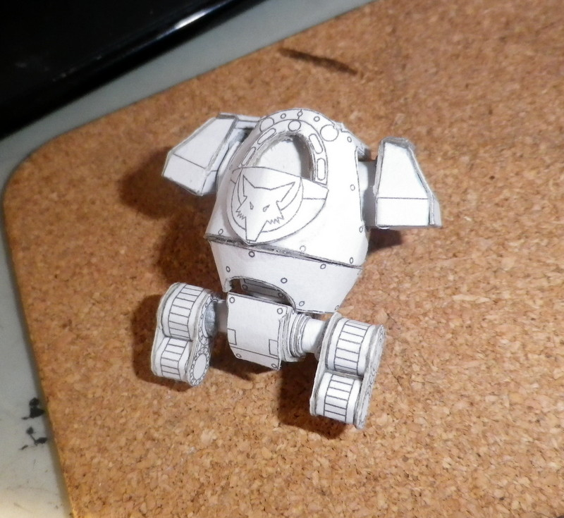 Gunners Wargaming: 15mm Paper Dred Part 2