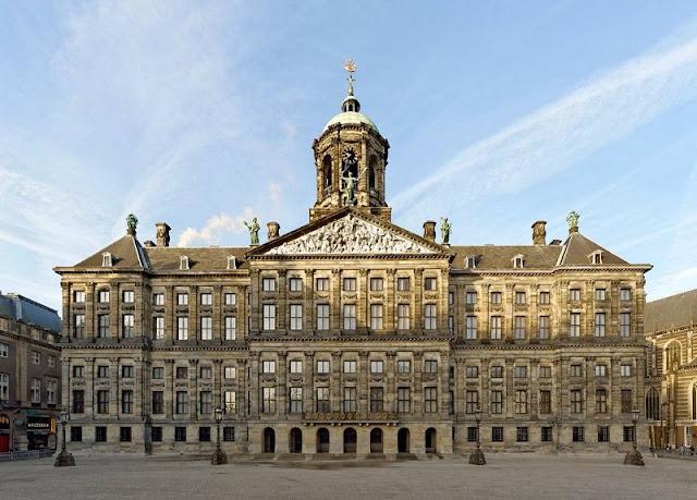 Open Monumentendag em Amsterdã