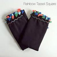 Rainbow TasselSquare