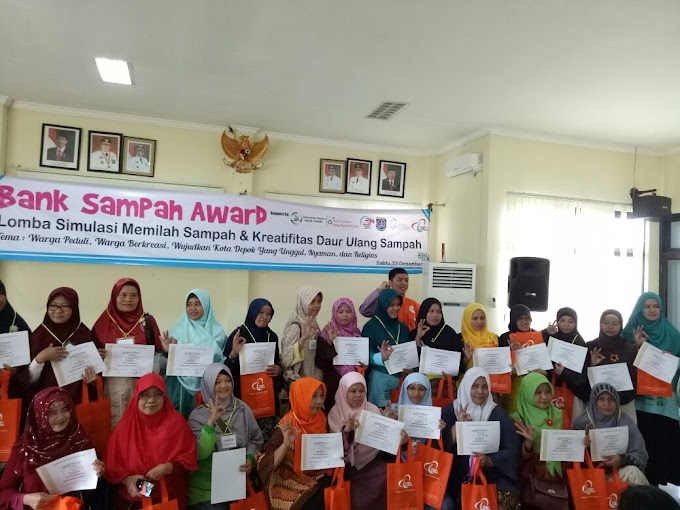 Bank Sampah Awards Langkah Awal Inovasi Daur Ulang Sampah
