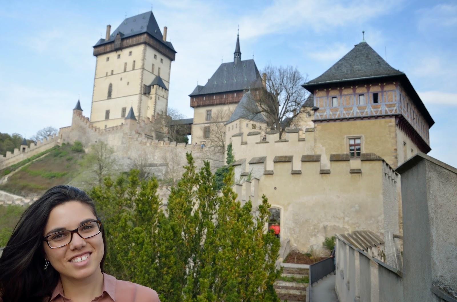 Una princesa en el castillo