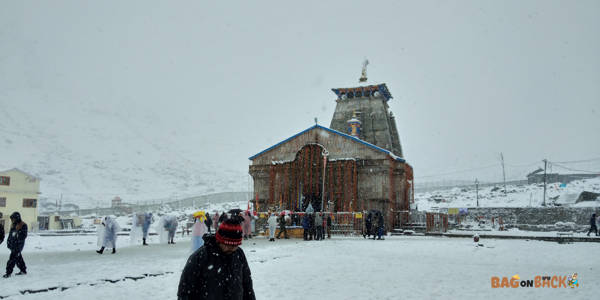 केदारनाथ मंदिर, Kedarnath Temple