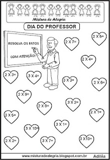 Dia do professor-fatos 2 e 3