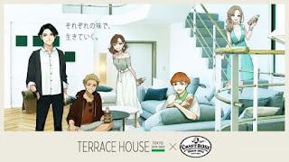 تقرير أونا سنتوري، حليب شاي قادم Terrace House x Craft Boss
