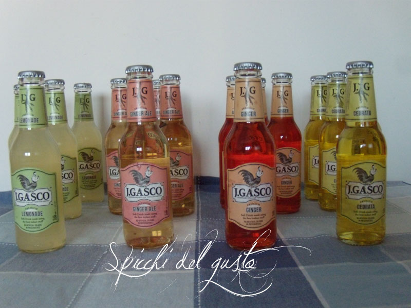 J.Gasco Italian Vintage Drinks