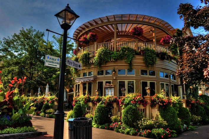 Mengenal Niagara on The Lake, Desa Wisata di Kanada