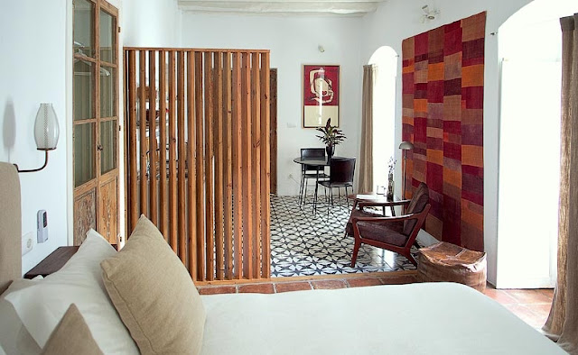 Siete Balcones bed and breakfast en vejer de la frontera chicanddeco