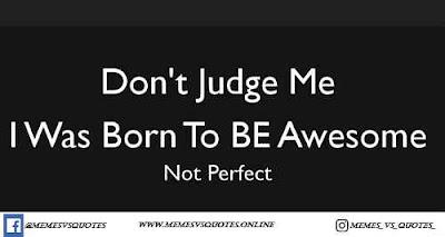 Born to be awsome