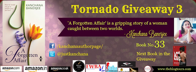 A Forgotten Affair by Kanchana Banerjee