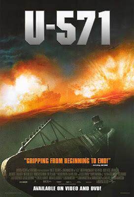 U-571 2000 Dual Audio Hindi 480p 300MB Movie Download