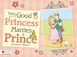 Every Good Princess Marries a Prince, Children's Book Review