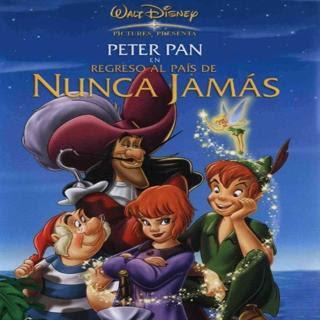 Peter Pan en Regreso al país de Nunca Jamas (2002)