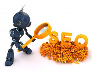 SEO Blog, Robot Search Engine