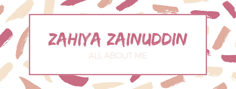Zahiya Zainuddin | Find My Happiness