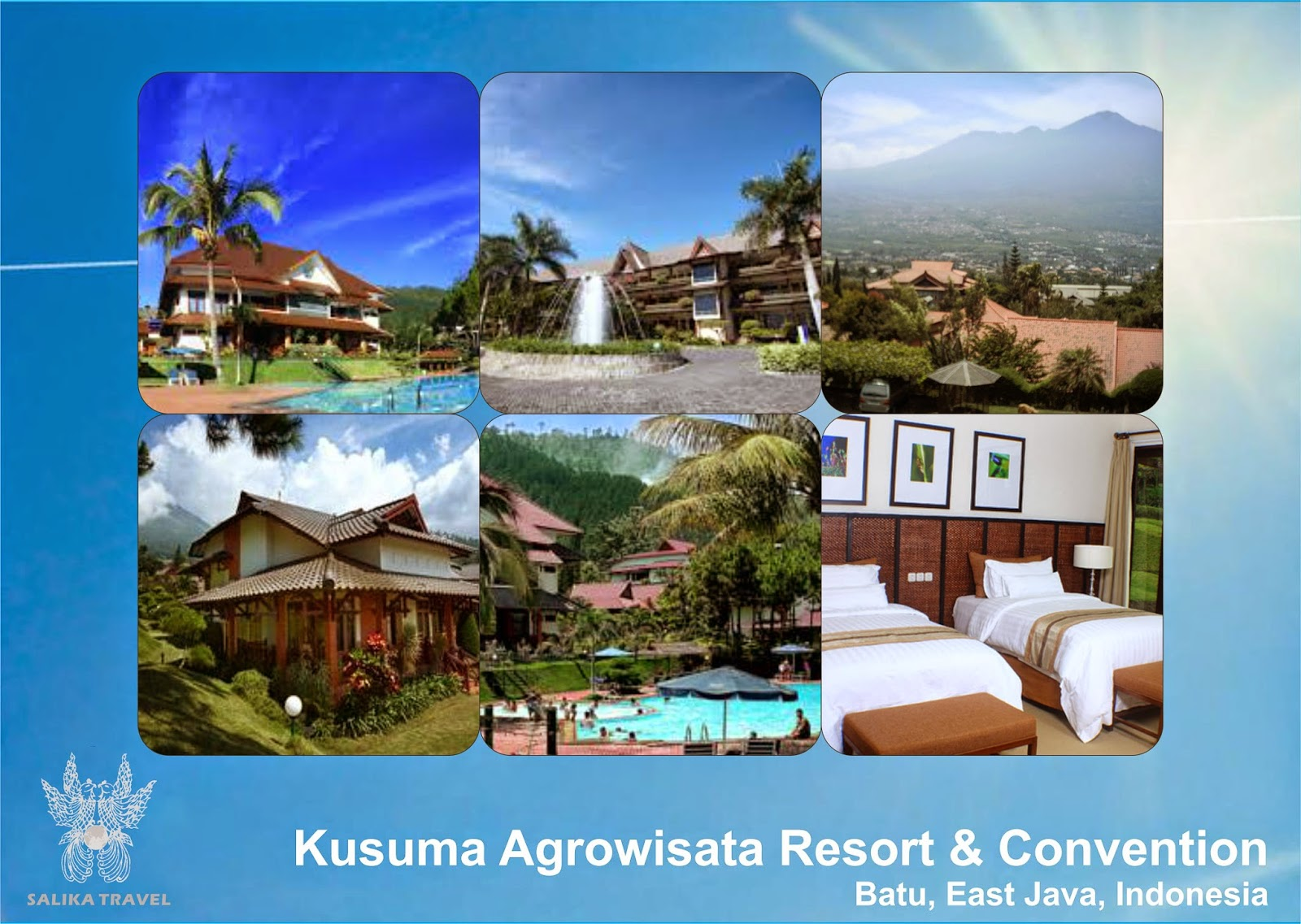 Kusuma Agrowisata Hotel Resort & Convention Batu - Salika Travel