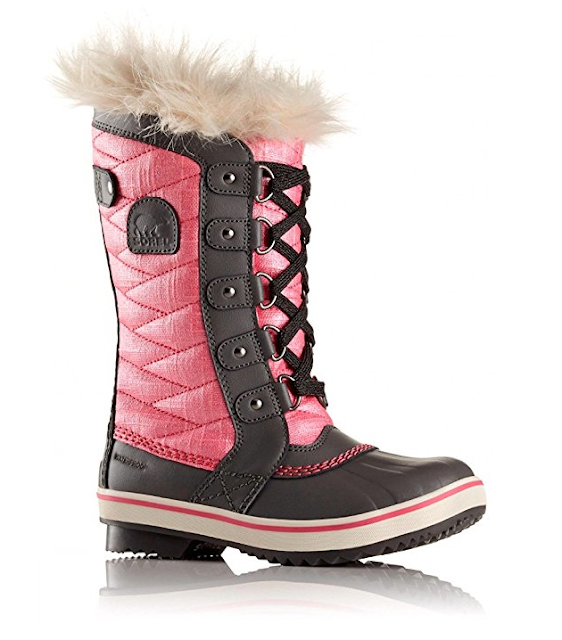 Amazon: Kids' Sorel Tofino Lace Up Boots as low as $40 (reg $100) + Free Shipping!