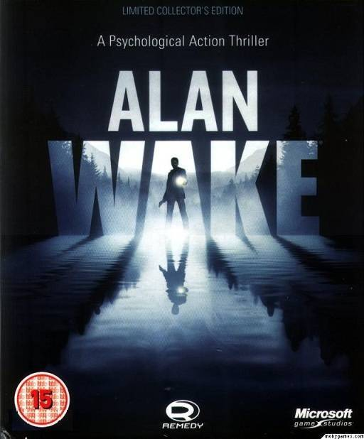 Alan Wake PC Games Free Download With Crack