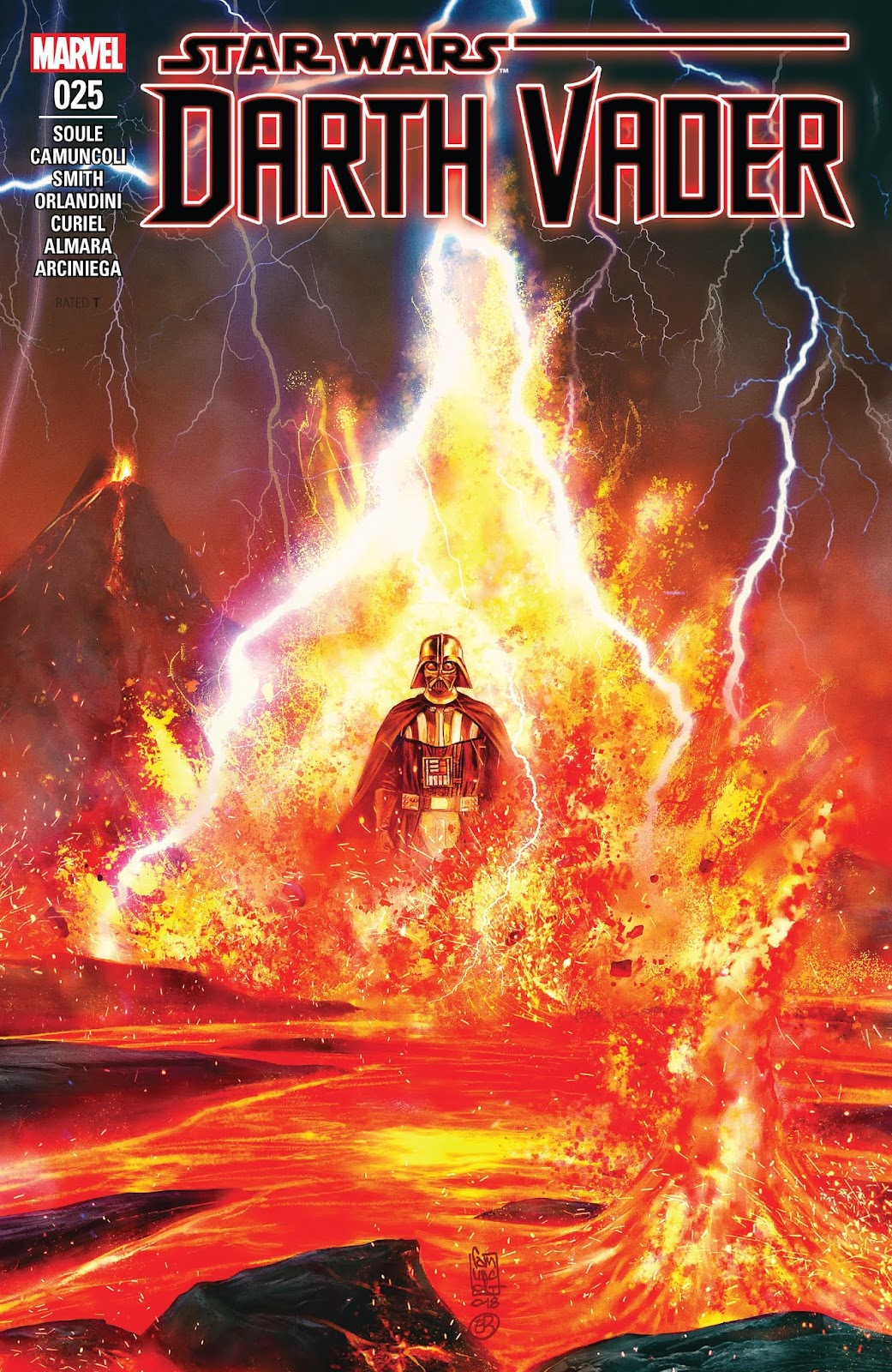 Darth Vader (2017) issue 25 - Page 1