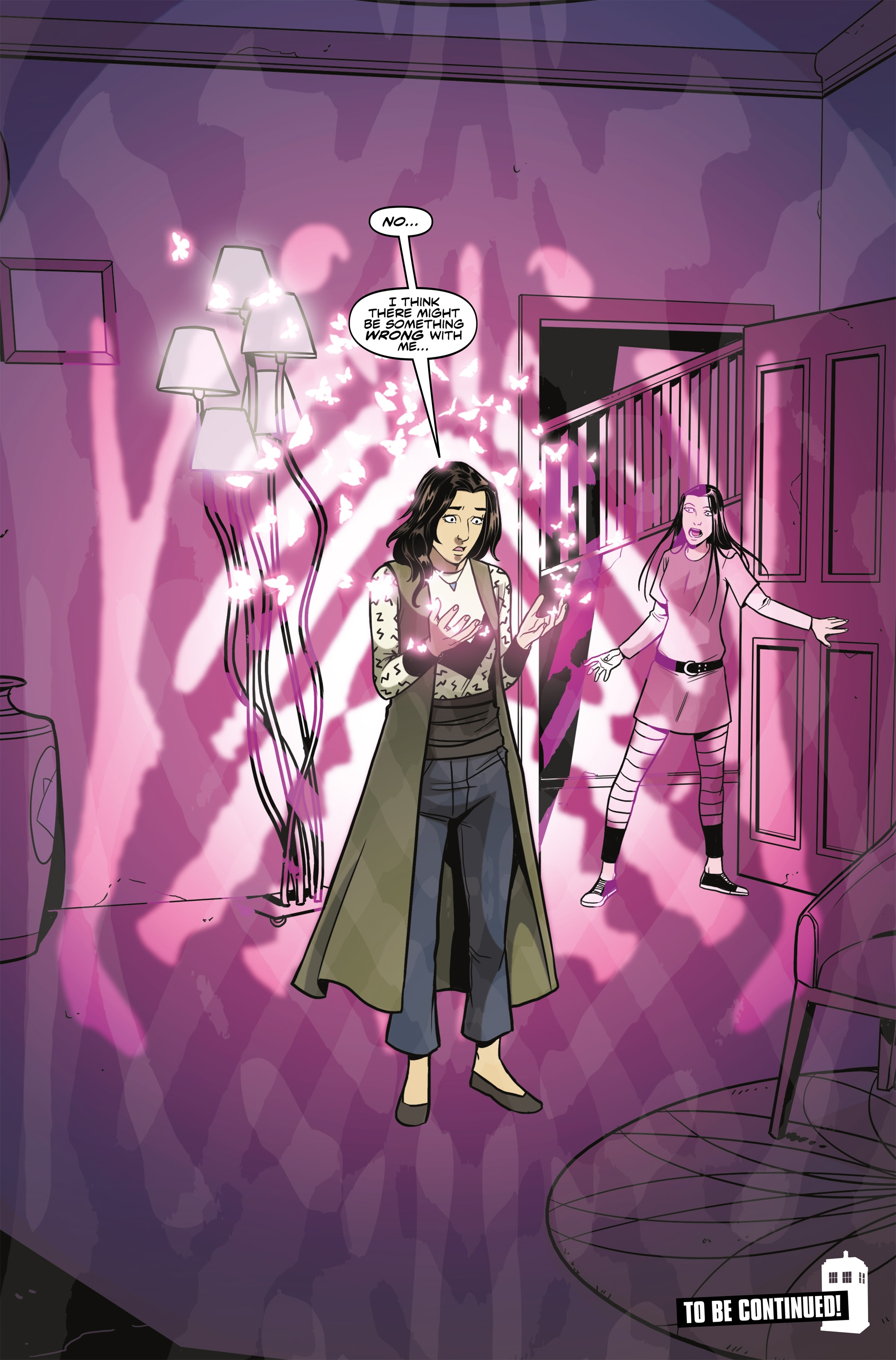 Read online Doctor Who: The Tenth Doctor Year Three comic -  Issue #6 - 27