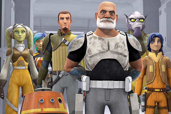 star wars rebels season 2 coming this fall on disney xd captain rex
